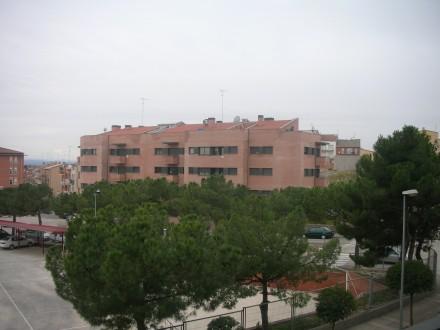 vista desde la terrassa